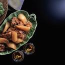 鶏肉と大根のじっくり煮