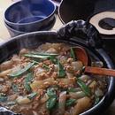 玉ねぎと鶏そぼろのうま煮