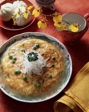 芙蓉蟹(かにたま)