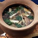 トム・ヤム・クン風スープ