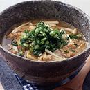 豚肉とえのきのキムチスープ