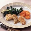 鶏肉のマッシュポテト焼き