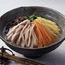 鶏肉と野菜のスープかけご飯