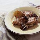 鶏肉とじゃがいものカリカリソテー