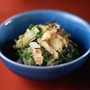 白菜と切り昆布のおひたし