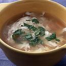 洋風かきたまスープ