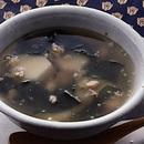 里いもとわかめのスープ