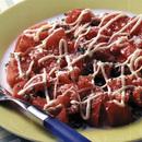 トマトのバジルサラダ
