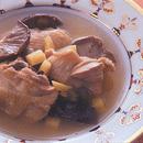 鶏肉としょうがのスープ煮