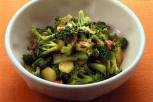 ブロッコリーのおかかサラダ