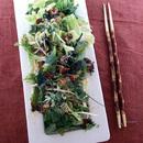 ベトナム風ジュッとサラダ