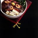 照り焼きステーキ丼+焼きねぎ