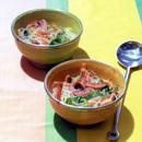 ネパール風春雨サラダ
