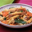 マレーシア風野菜炒め