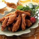 鶏のピリ辛から揚げ