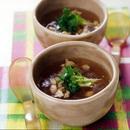 煮こごり風ひんやりスープ
