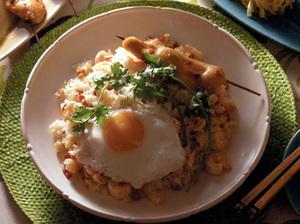ナシゴレン風炒飯