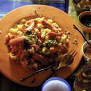 メキシカンピラフ風炒飯