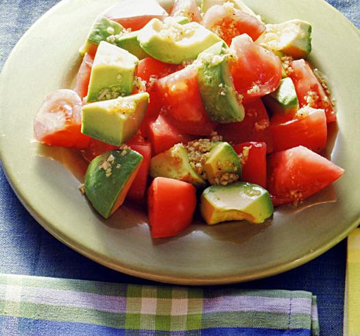 アボカドとトマトのサラダ | 長谷川佳子さんのレシピ【オレンジページnet】プロに教わる簡単おいしい献立レシピ