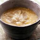 ワンタン入りコーンスープ
