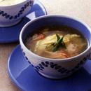 かにたまスープ