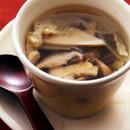 ザーサイと卵の中国風スープ