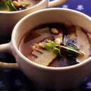 たけのこときくらげのスープ