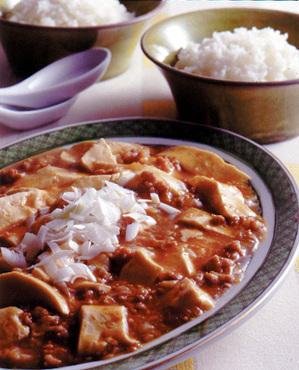 婆 豆腐 レシピ 麻 人気