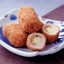 チーズ入り和風チキンカツ