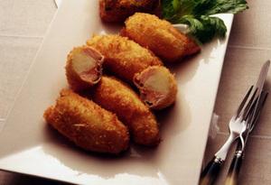 鮭のポテトサンドフライ