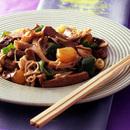 豚ヒレ肉と栗の中華風炒め
