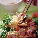 ベトナム風蒸し鶏