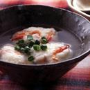 やまといもの中国風スープ