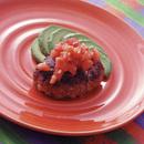 コロコロトマトのハンバーグ