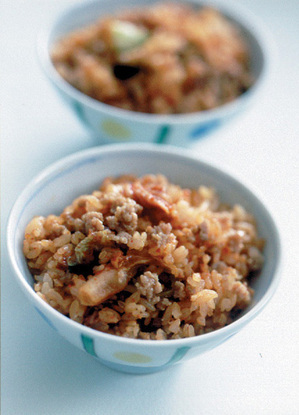 「和風味」の素の炊き込みご飯