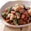 豚肉と野菜のうま煮