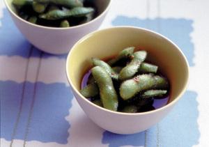 枝豆のピリ辛煮