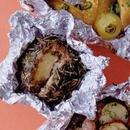 ハーブ風味のチーズハンバーグ