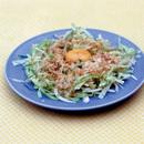 玉ねぎとレタスのサラダ