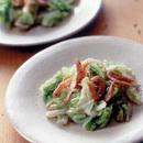 白菜の中華風おひたし