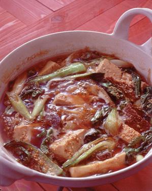 カルビ肉豆腐