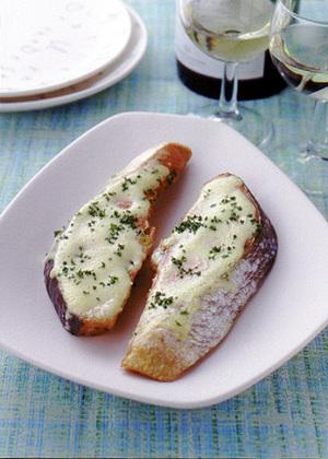 塩鮭のマヨネーズ焼き