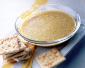 大豆のカレースープ