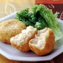 鮭のポテトコロッケ