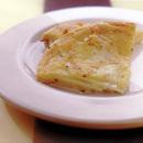 ポテトとチーズの重ね焼き