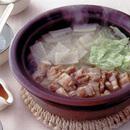 豚バラと大根のエスニック鍋