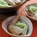手羽先と白菜の小鍋仕立て
