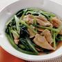 小松菜の副菜