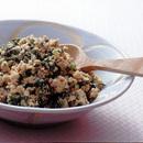 大根の葉と豆腐のほろほろ炒め