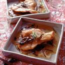 鮭のソテー 野菜あんかけ